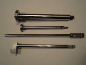 Скалка Валы до L= 800 мм для различных видов упаковочных и сигаретных машин
