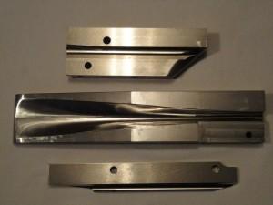Входные конуса. Крышка складки шва для различных типов сигаретных машин